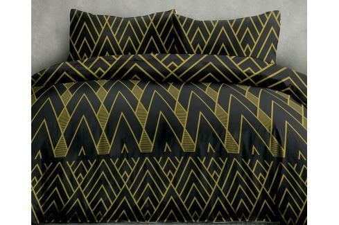 Flanelové povlečení Decoratif 140x200 jednolůžko - standard Flanel Geometrické vzory