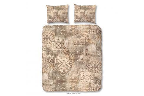 Povlečení na dvoulůžko z bavlněného saténu Muller Textiels Cassie, 200 x 240 cm Povlečení aložní prádlo