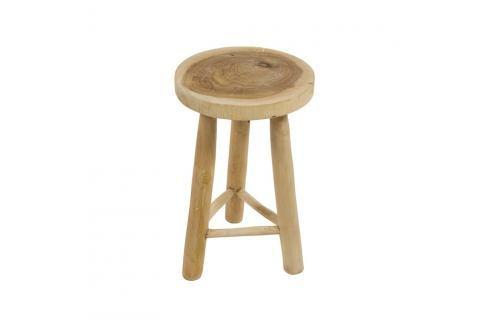 Stolička ze dřeva kaučukovníku Santiago Pons Roan Stoličky