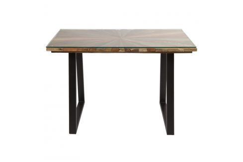Konzolový stolek z dřeva mindi Santiago Pons Sun Konferenční apříruční stolky