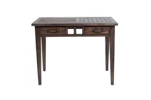 Pracovní stůl ze dřeva mindi Santiago Pons Antalia Pracovní stoly