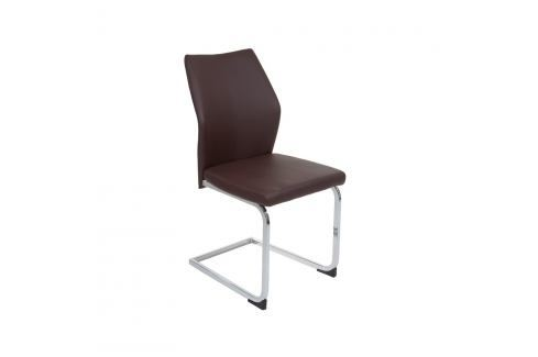 Hnědá židle Santiago Pons Moore Jídelní židle