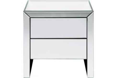 Noční stolek se 2 zásuvkami  Kare Design Real Dream Noční stolky